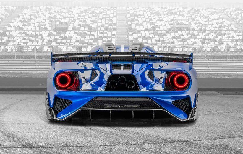 فورد GT