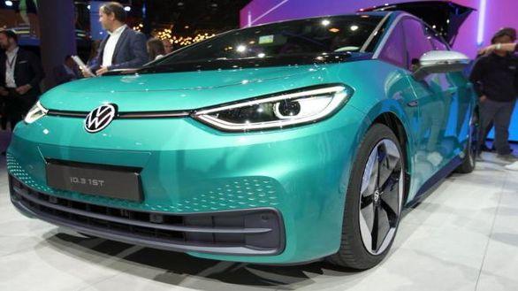 فروش ضعیف خودروهای برقی فولکس واگن در چین
