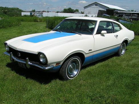 ماوریک مدل 1972