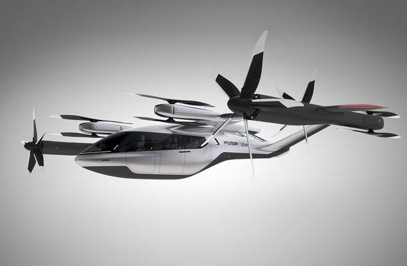 پروژه خودروی پرنده برای هیوندای جدی شده است