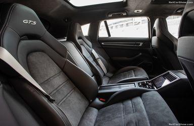 پورشه پانامرا GTS اسپرت توریسمو مدل 2019
