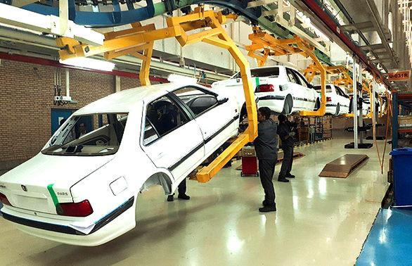 مردودی خودروسازان در کارنامه نیمسال