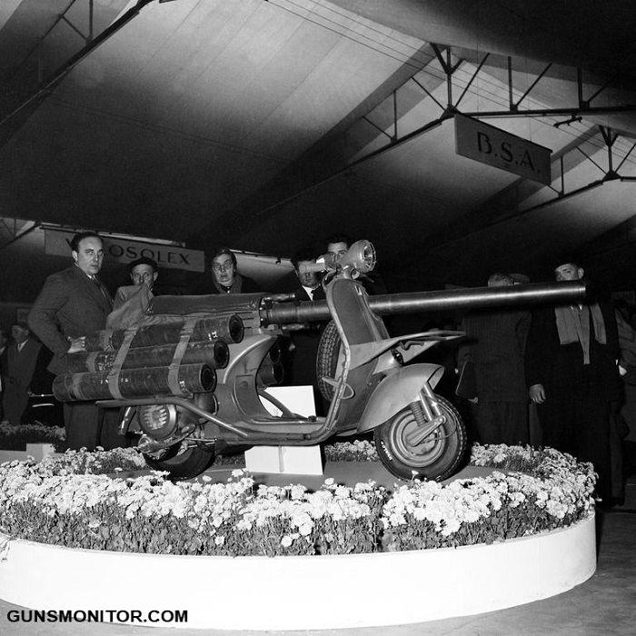 وسپا و نمایش قدرت در میدان جنگ! (+عکس)