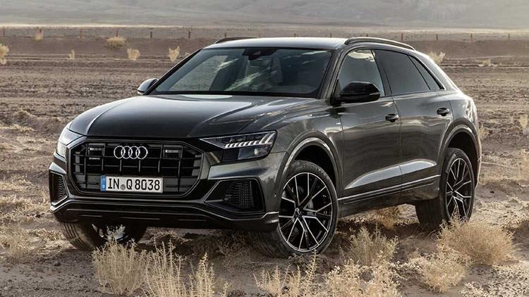Audi Q8 / آئودی