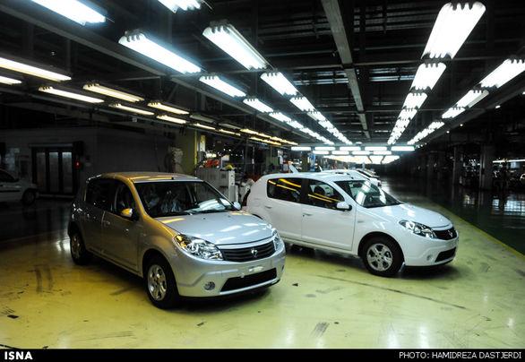 اعلام زمان تحویل تمام خودروهای معوق ثبت نامی