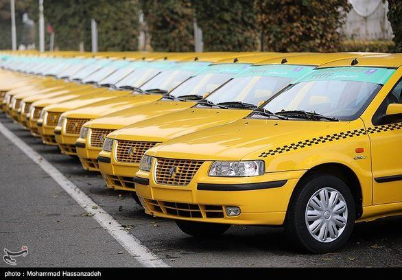 تولید شبانه تاکسی برای نوسازی ناوگان حمل و نقل عمومی