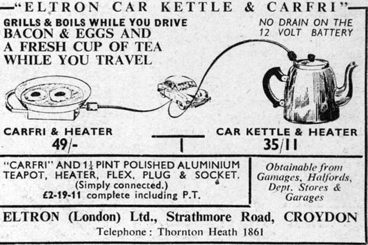 Eltron kettle