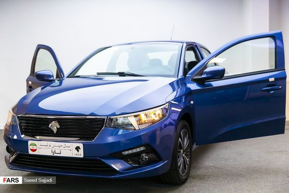 هجوم برای محصول جدید ایران خودرو/ زمان قرعه کشی خودرو تارا اعلام شد