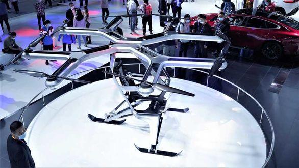 رویاپردازی های Xpeng   از خودروی رباتیک تا خودروی پرنده