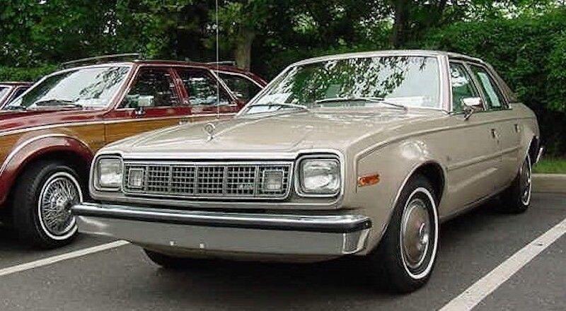 AMC کنکورد ۱۹۷۸
