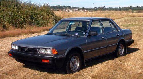نسل دوم 1982 تا 1985