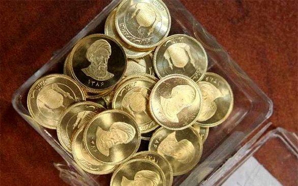 سکه طلا به پایینترین قیمت خود در ۶ ماه اخیر رسید