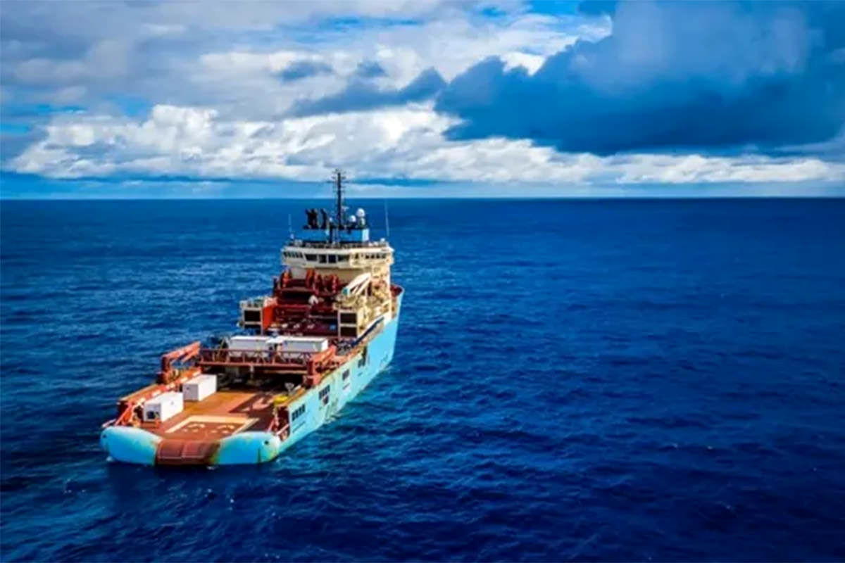 کشتی دریا اقیانوس