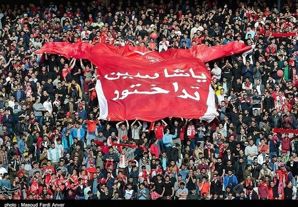 حمله تند باشگاه تراکتور به پرسپولیس +عکس