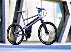 رونمایی از دوچرخه برقی iweech