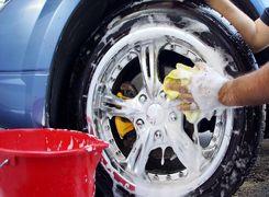 آموزش شستن لاستیک خودرو