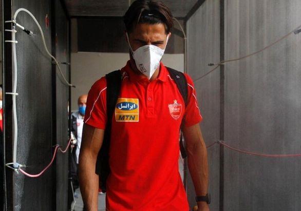 علی علیپور نمیتواند به پرتغال برود