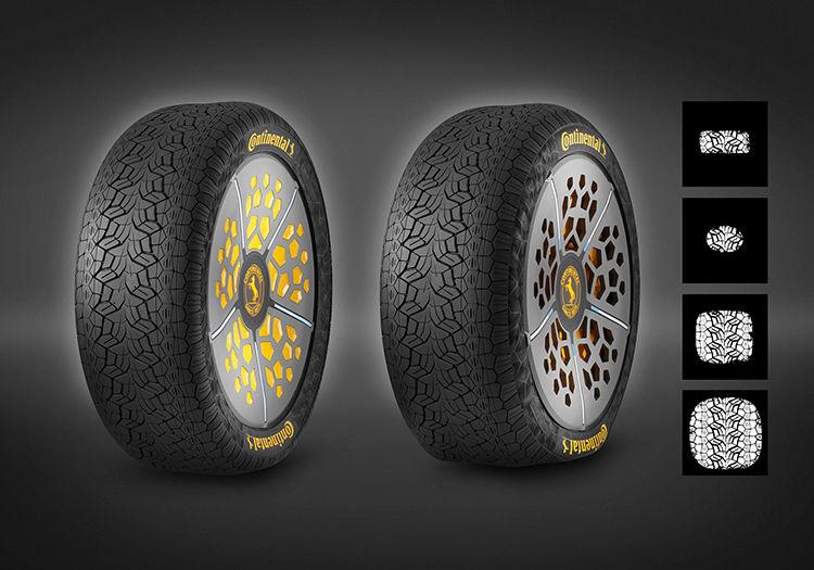 continental tires concept