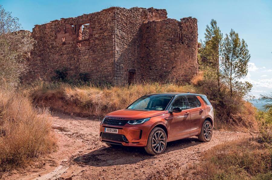 اتومبیل Land Rover Dicovery Sport؛ مدلی با قدرت کنترل فوقالعاده