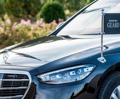 خودرو مرسدس بنز S کلاس گارد مدل 2022 را ببینید