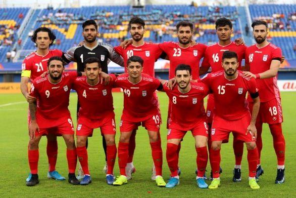 نمایش قابل قبول تیم ملی امید مقابل ازبکستان