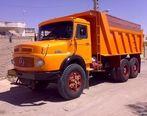 تردد کامیون باربری در کل کشور ممنوع شد