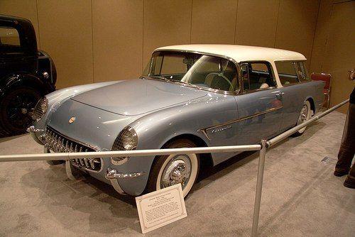 نوماد مفهومی مدل 1954