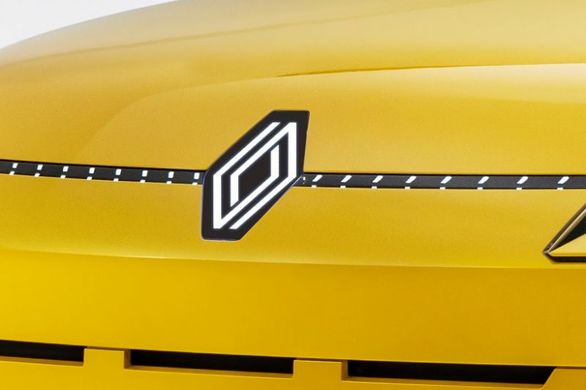 رنو برنامه ساخت خودروهای برقی با لوگوی جدید را اعلام کرد