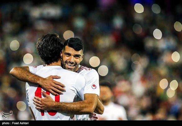 دعوت غیرمنتظره یک مهاجم به تیم ملی ایران (عکس)