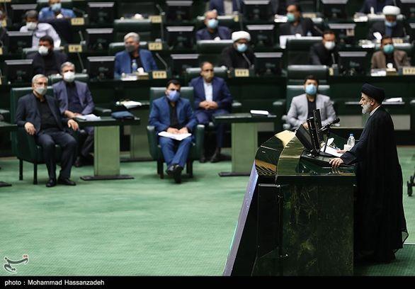 نتیجه کامل آرای جلسه رای اعتماد به وزرای دولت سیزدهم + جدول