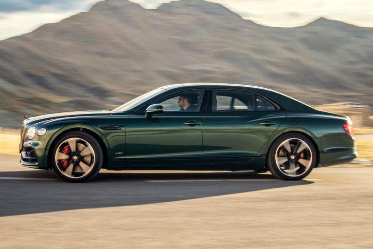 بررسی فنی خودرو بنتلی فلاینگ اسپار + مشخصات