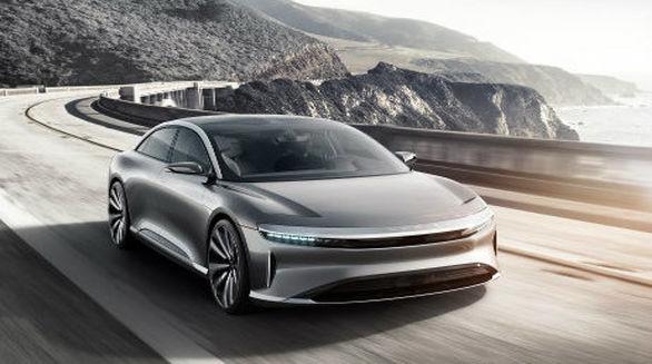 سعودی ها لوسید موتور را خریدند