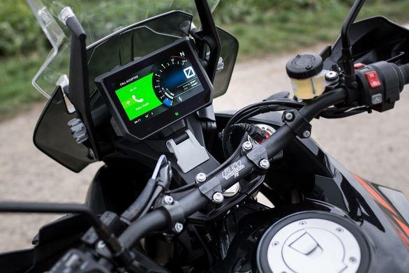 سیستم ایمنی بوش برای موتورسیکلت های آینده