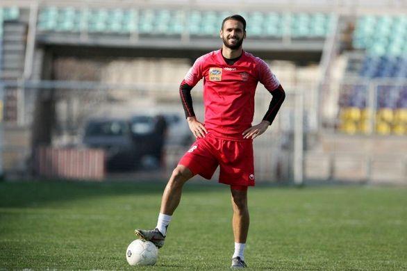 این بازیکن پرسپولیس در راه قطر | عکس