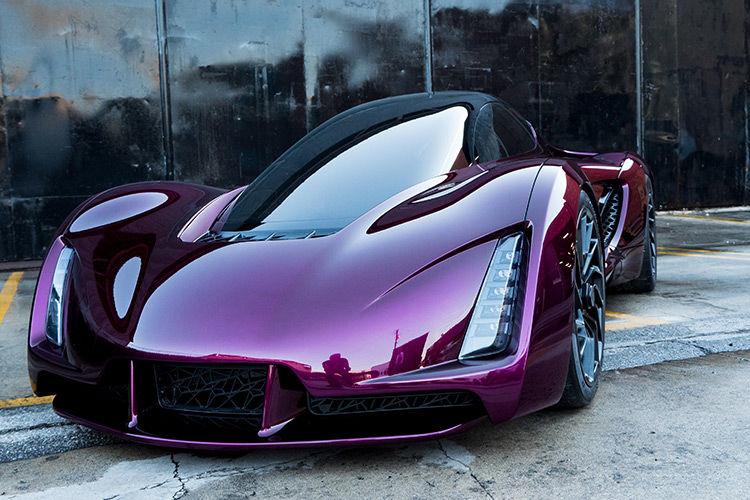 تولید اولین خودرو چاپ 3 بعدی دنیا + فیلم