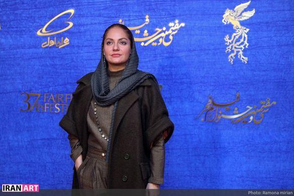 مهناز افشار از کشور فرار کرده است؟ (عکس)