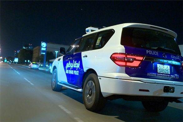 خودروهای هوشمند در ناوگان پلیس ابوظبی