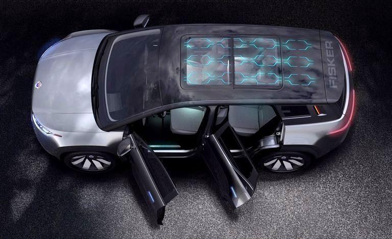 فیسکر اوشن 2022 ؛ شاسی بلندی خاص از خودروسازی