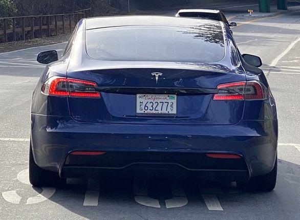 تسلا مدل S جدید در راه است