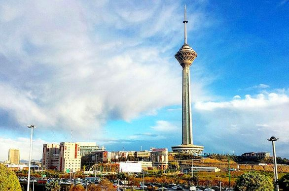 برج میلاد تهران امشب قرمز می شود + جزئیات
