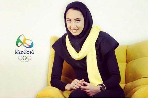 شوک مهاجرت کیمیا علیزاده به تکواندو ایران