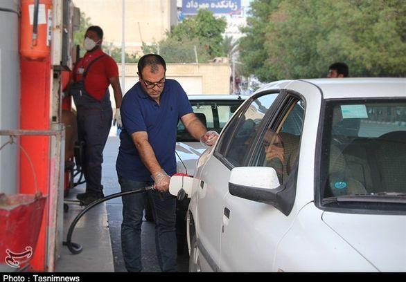 قیمت بنزین تغییر نمی کند
