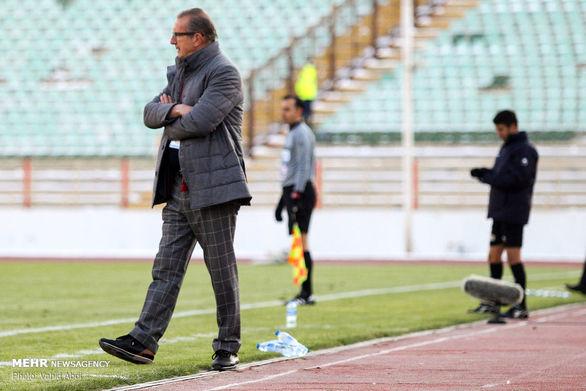 نوبت به اولین آزمون بزرگ مرد بلژیکی در فوتبال ایران رسید