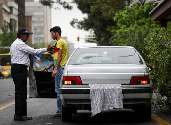 یک سال حبس در انتظار مخدوش کنندگان پلاک خودرو