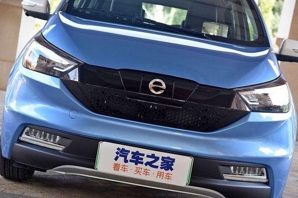 جی ام سی E160 هاچ بک دوست داشتنی چینی
