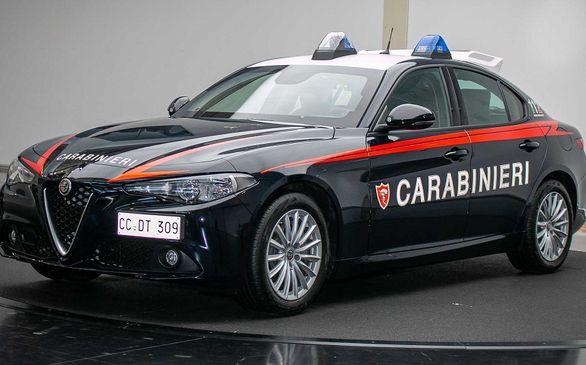 ورود رسمی آلفارومئو جولیا به ناوگان پلیس ایتالیا