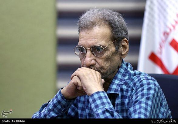 همسر سابق حسین محب اهری به عیادتش رفت + عکس