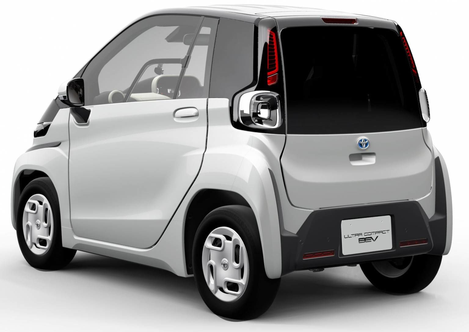 خودروی الکتریکی کامپکت تویوتا سال ۲۰۲۱ عرضه میشود