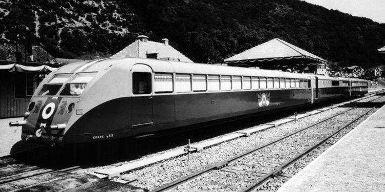 bugatti autorail train