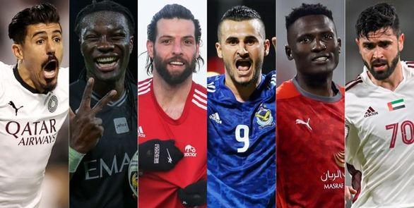 استقلال و پرسپولیس بدون مهاجم «روی فرم» در لیگ قهرمانان آسیا 2021